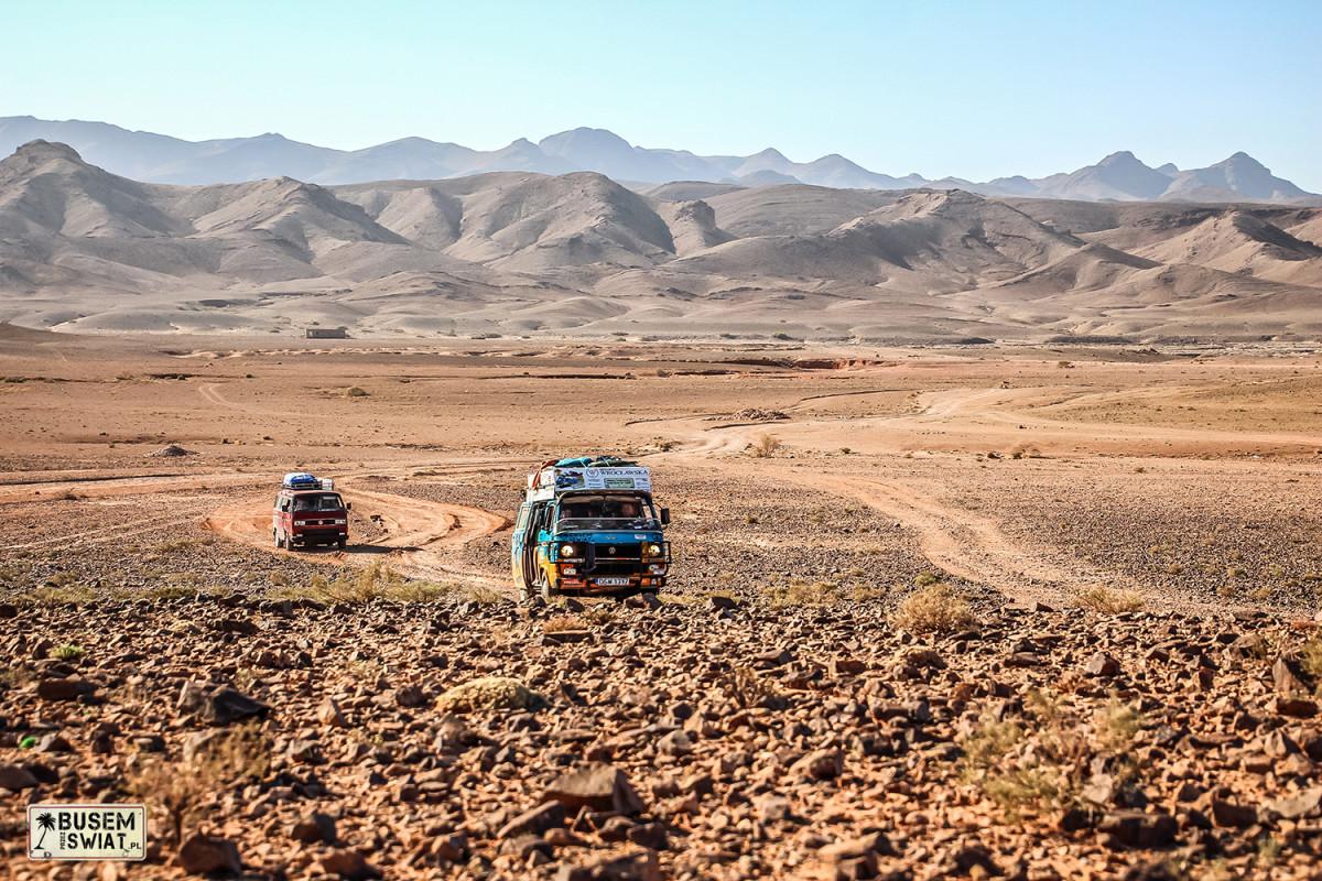 Pustynie północnej Afryki