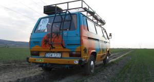 bagznik dachowy do busa
