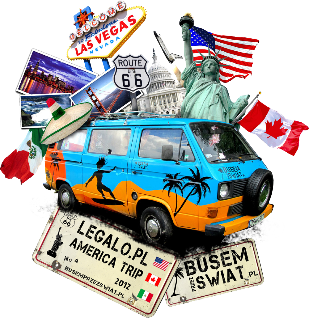 Legalo.pl America Trip 2012