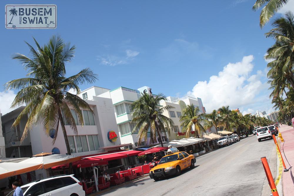 Miami zaciągnąć miejsca