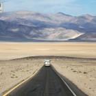 Wjazd do Doliny Śmierci