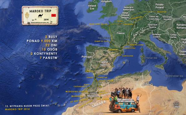 maroko trip trasa kopia
