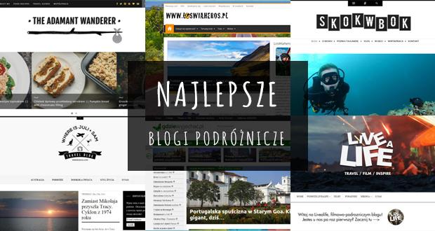 najlepsze blogi podroznicze