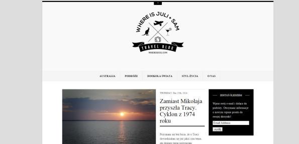 where is juli blog