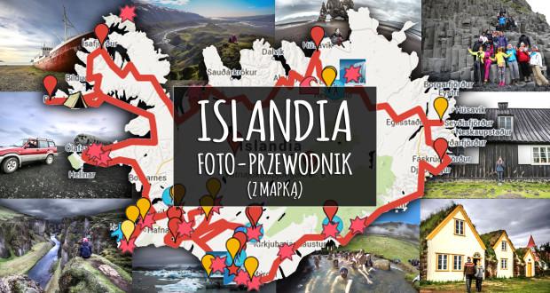 islandia foto przewodnik z mapka