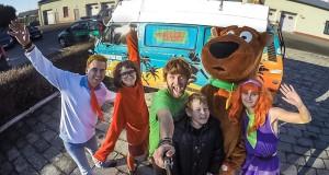 Samochód Scooby Doo Fundacja Mam Marzenie