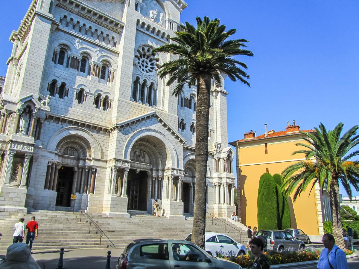 Katedra w Monako