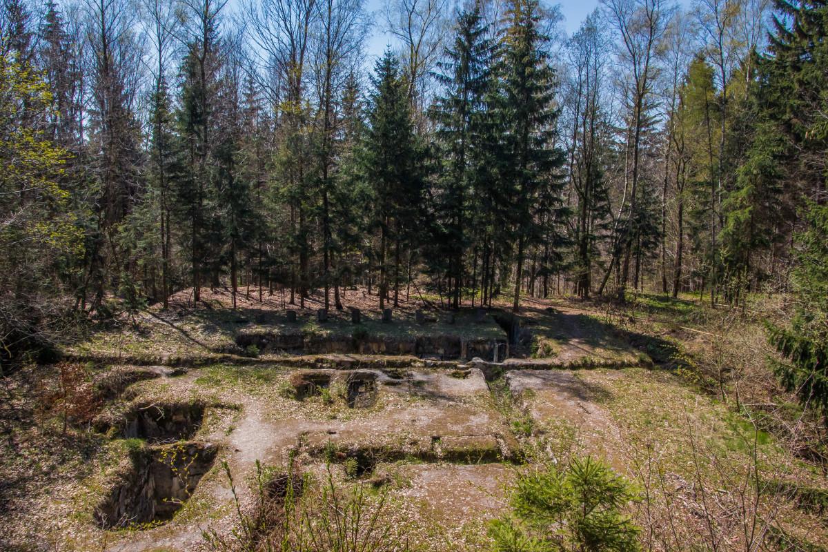 Obiekty Naziemne Kompleks Riese, Osówka, Włodarz, Sztolnie, Podziemne Miasto