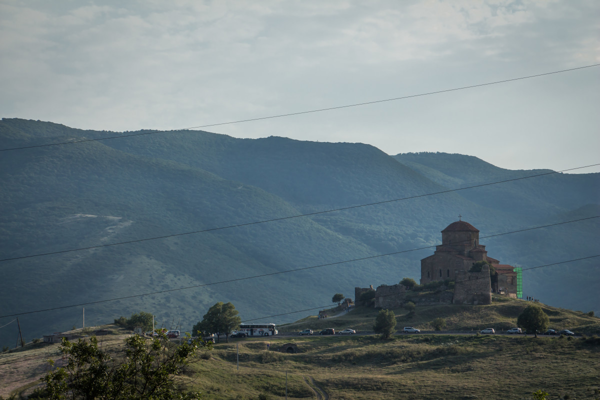 The Mtskheta Church of Jvari