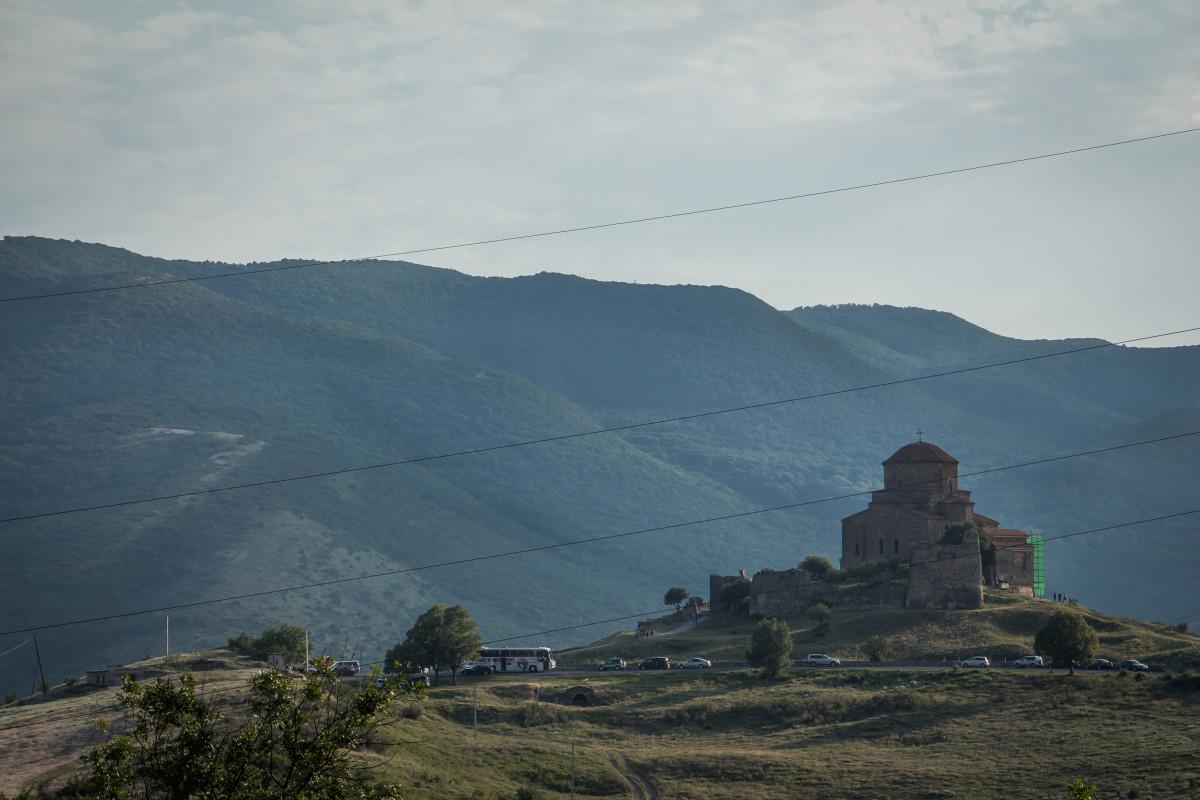 The Mtskheta Church of Jvari