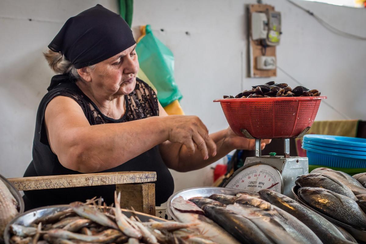 batumi targ rybny gruzja