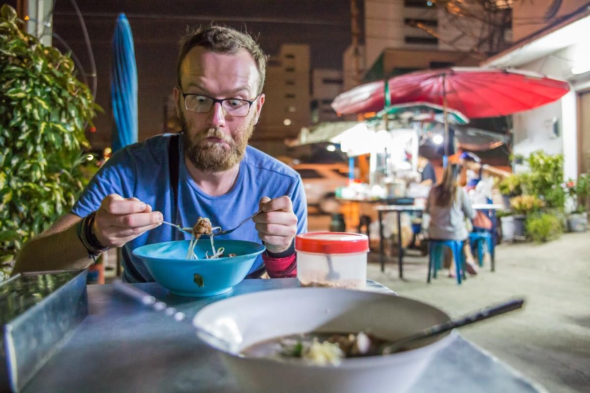 street food tajlandia
