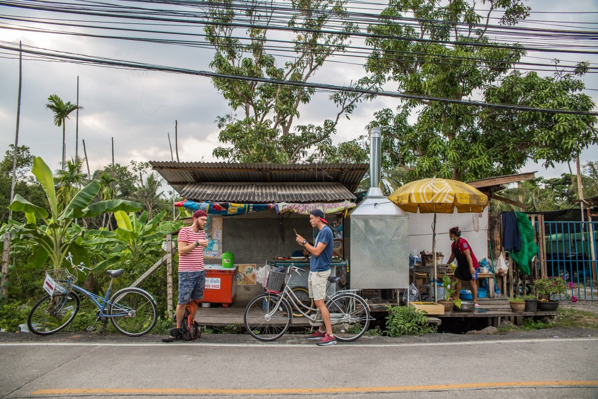 rowery bangkok