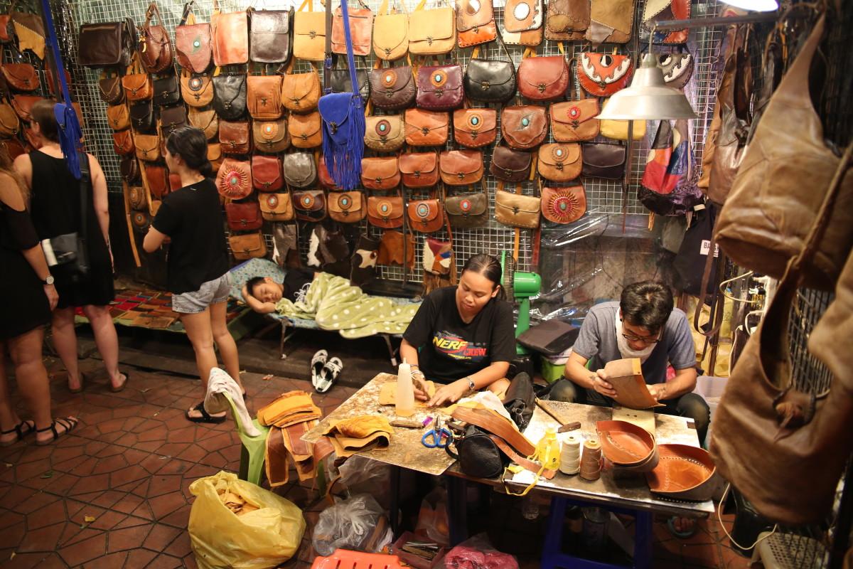 tajlandia targ targowanie