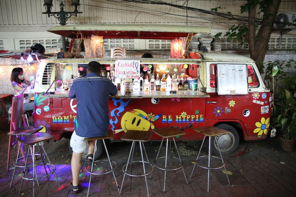 tajlandia alkohol bus bar vw