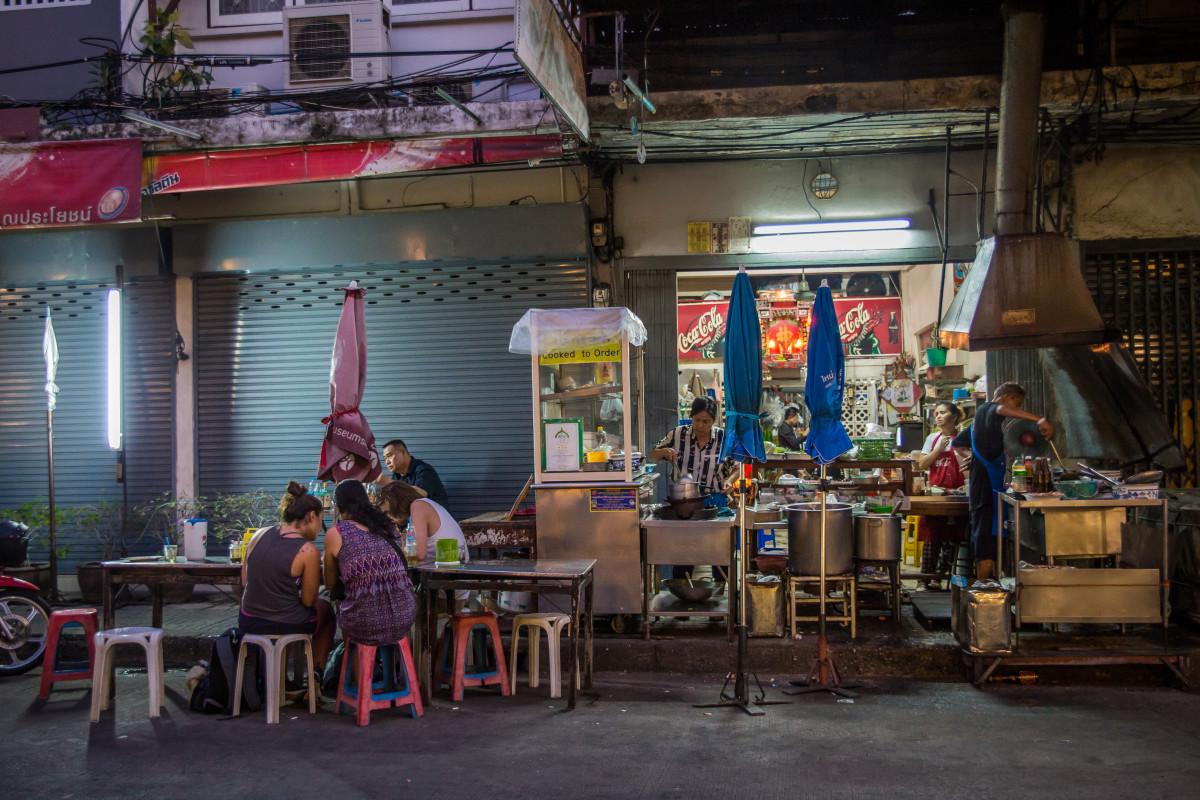 Tajlandia bangkok duszno
