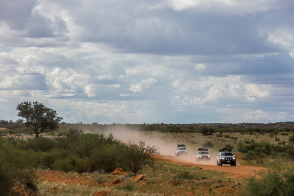 australia outback 4x4