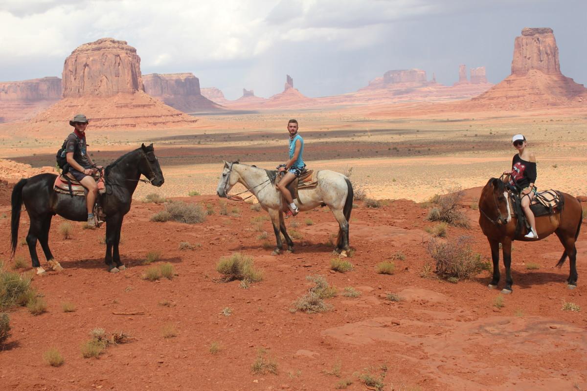 USA Dziki Zachód