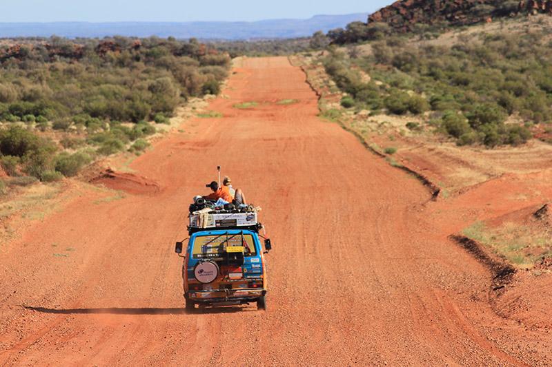 Busem Przez Świat – Australia za 8 dolarów