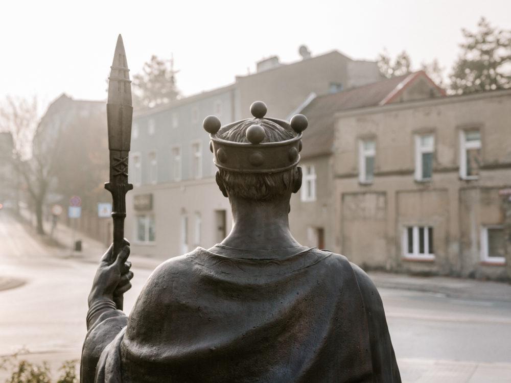 Gniezno trakt królewski