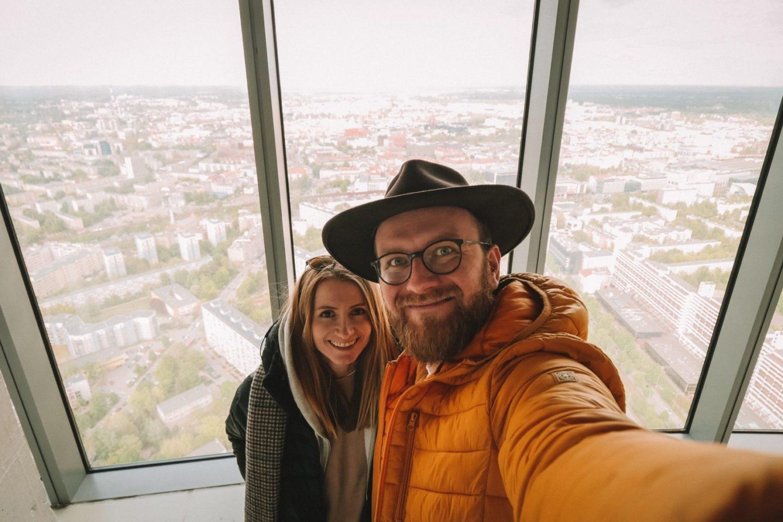 Sky Tower punkt widokowy panorama Wrocławia
