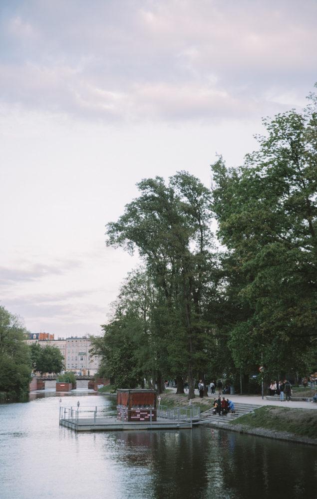 Wyspa Słodowa Wrocław