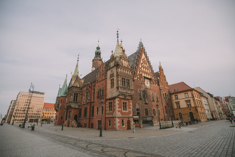 Wrocław Rynek napiękniejszy