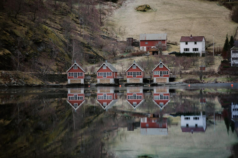 Flam Norwegia