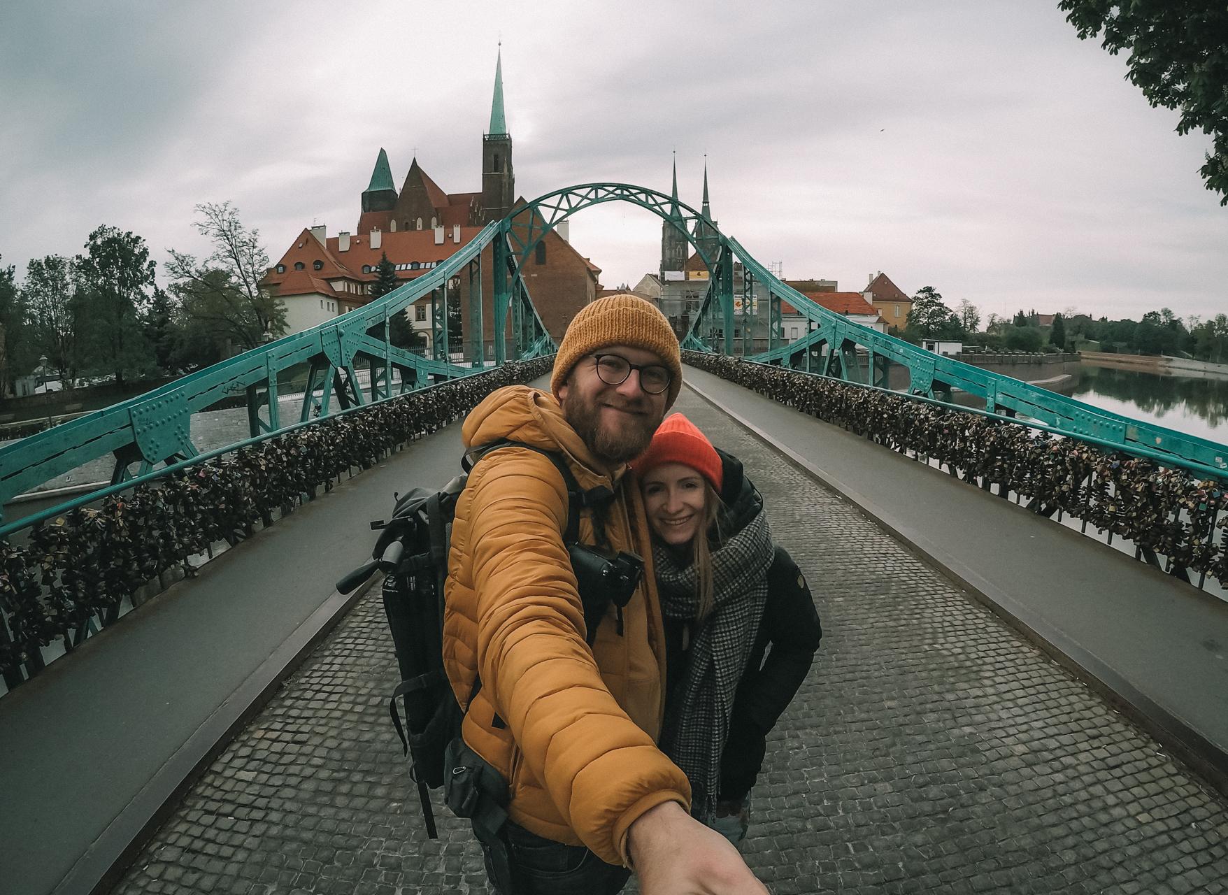 Ostrów Tumski Most Tumski