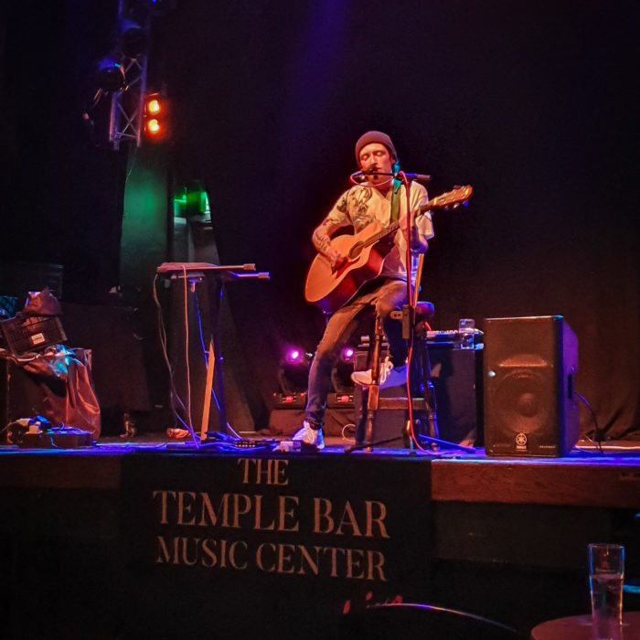 The Temple Bar Music Center