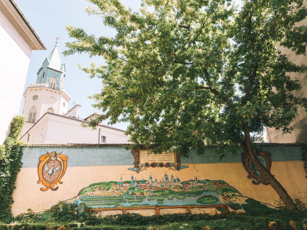 Lublin murale