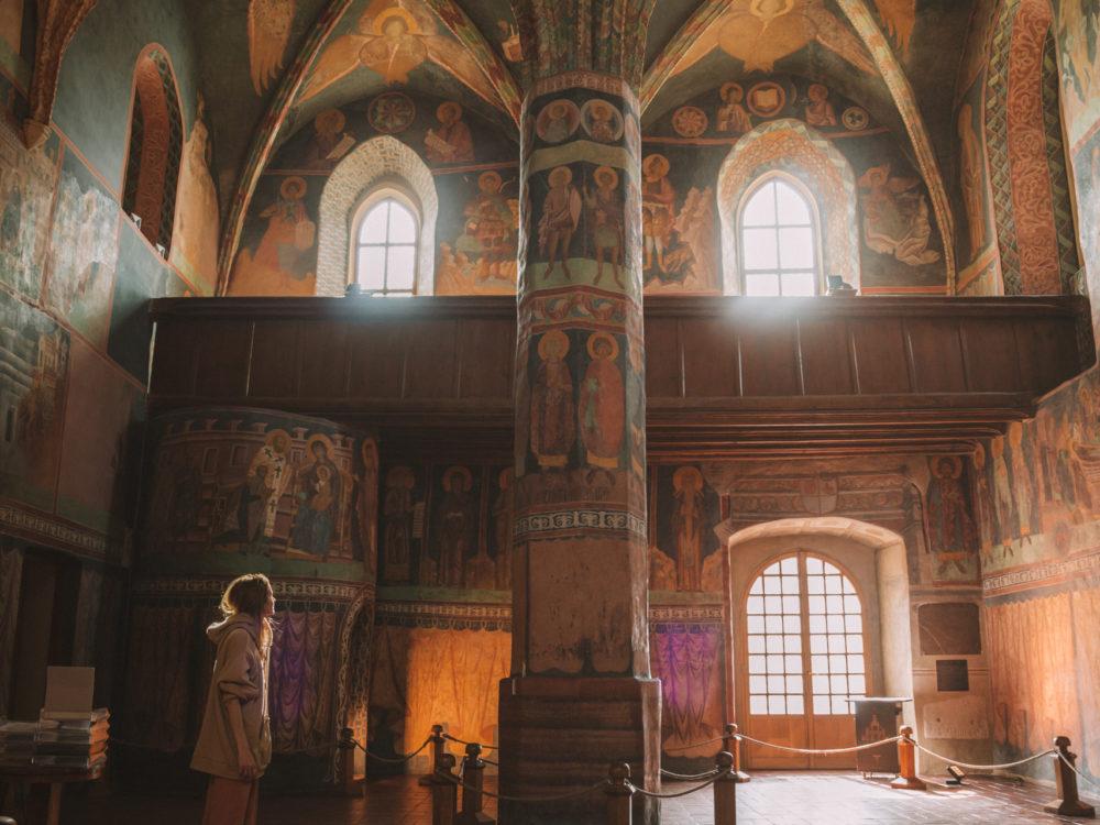 Kaplica Świętej Trójcy Lublin