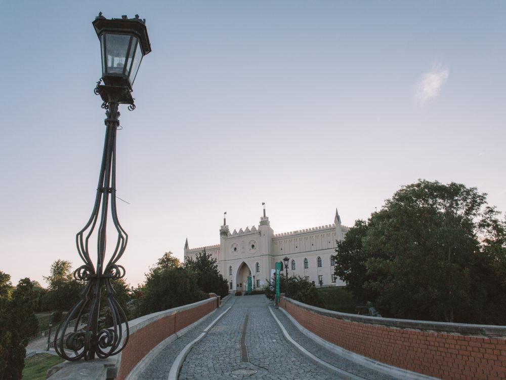 Wzgórze zamkowe Lublin