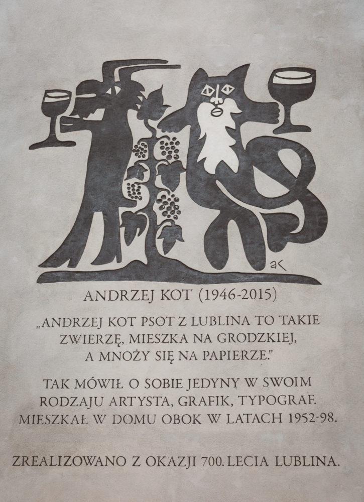 Kamienica Andrzeja Kota