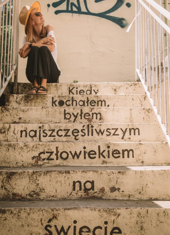 Bajkowe Podwórko Domu Słów Lublin