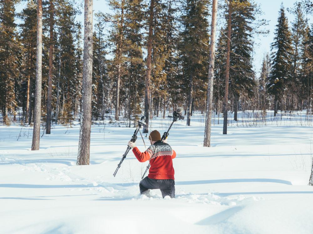 Przygotuj się na spore ilości śniegu